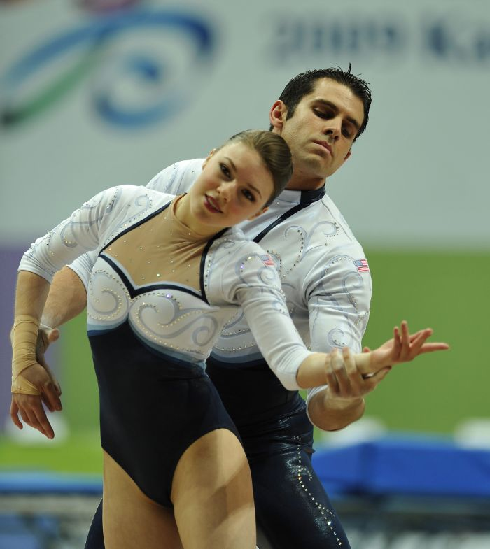 Kristin Allen and Michael Rodrigues (USA)