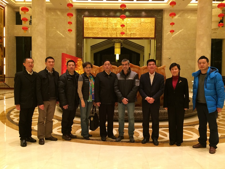 FIG site visit Putian 2016 ACRO Worlds