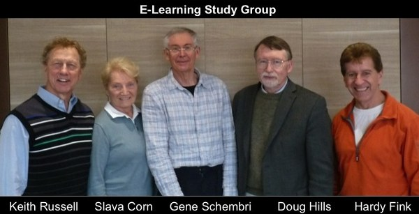E-learning study group