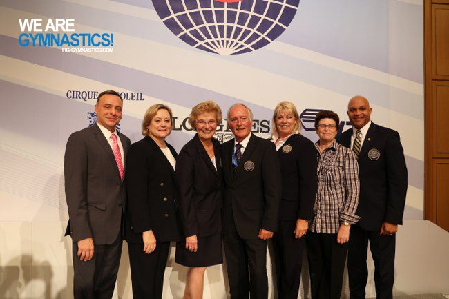 Gymnastics for All Committee and TC Presidents