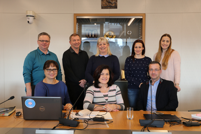 The Acrobatic Gymnastics Technical Committee