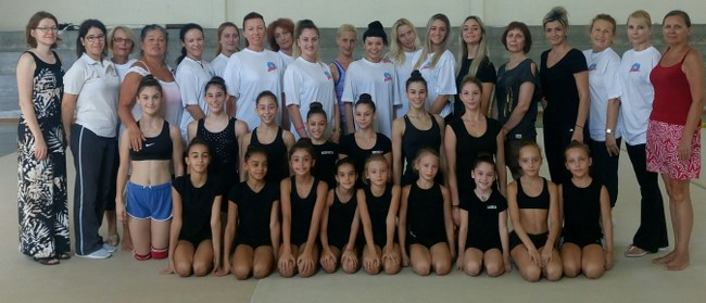 Cyprus RG Academy participants