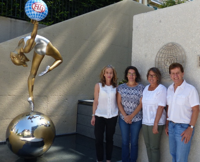 Rhythmic Gymnastics education programme review group