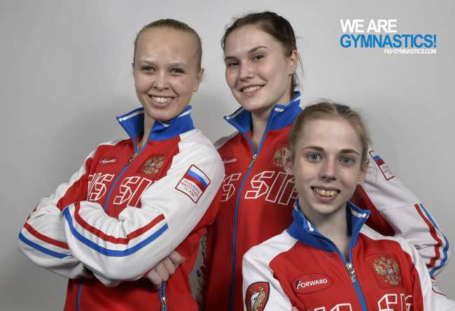 Women's Group Russia